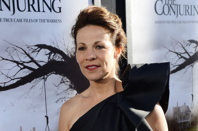 Lili Taylor attends the premiere of The Conjuring in Los Angeles on July 15, 2013. File Photo by Jim Ruymen/UPI