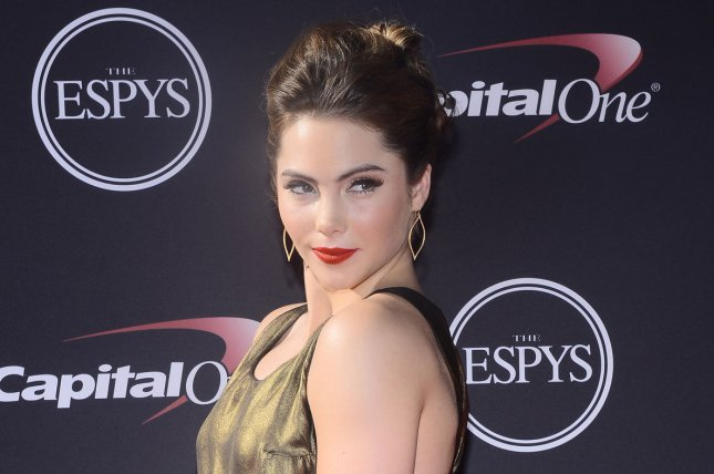McKayla Maroney paid tribute to her dad, Mike Maroney, following his death age 59. File Photo by Jim Ruymen/UPI