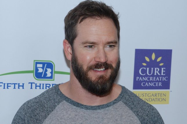 Actor Mark-Paul Gosselaar reunited with some of his Saved By the Bell co-stars for dinner this weekend. File Photo by Jim Ruymen/UPI