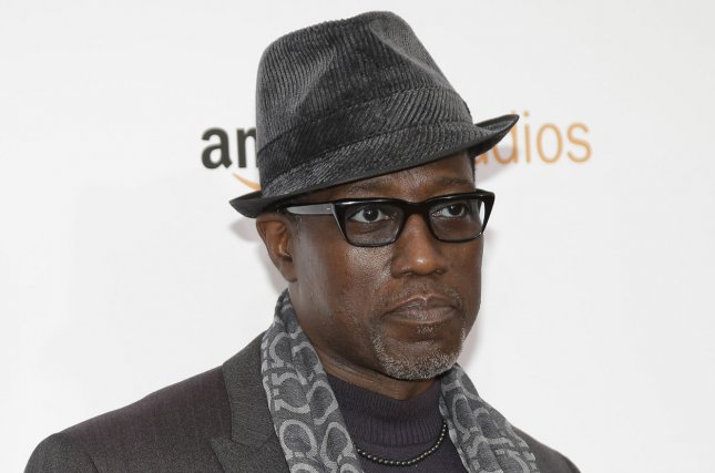 Wesley Snipes is set to star in the upcoming sequel to Coming to America, once again starring Eddie Murphy. File Photo by John Angelillo/UPI
