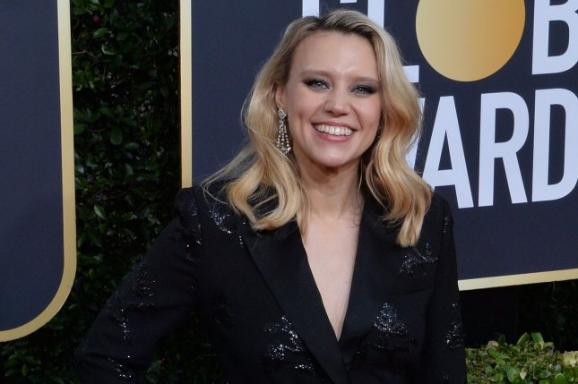 Kate McKinnon will be back for a second edition of Saturday Night Live At Home this weekend. File Photo by Jim Ruymen/UPI