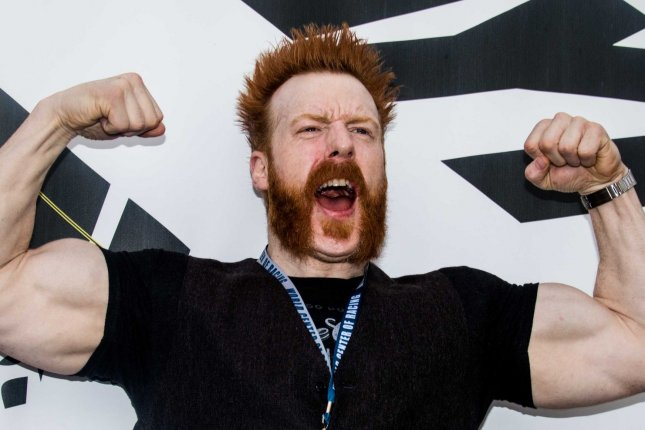 WWE Superstar Sheamus attends the 2020 Daytona 500 on February 2020. The WWE Network is moving to Peacock as part of a multi-year agreement. File Photo by Edwin Locke/UPI