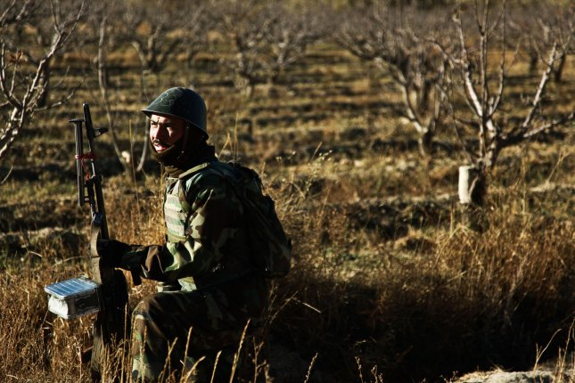 Outside View: Afghanistan's politico-military answer