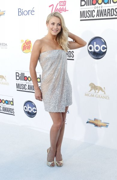 Actress Julianne Hough arrives at the 2012 Billboard Music Awards at the MGM Grand Hotel in Las Vegas, Nevada on May 20, 2012. UPI/Jim Ruymen.............