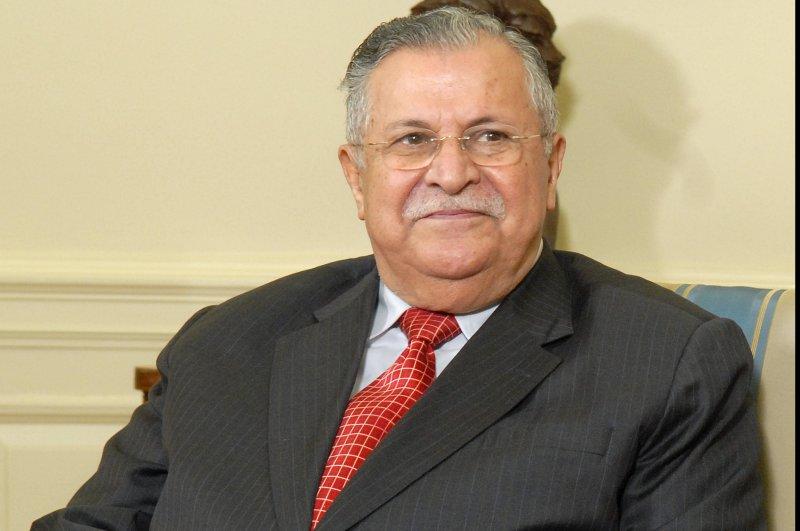 Former Iraqi President Talabani Dies at 84