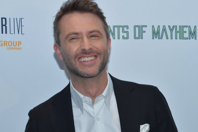 Comedian Chris Hardwick is returning as host of The Talking Dead and Talking with Chris Hardwick. File Photo by Jim Ruymen/UPI