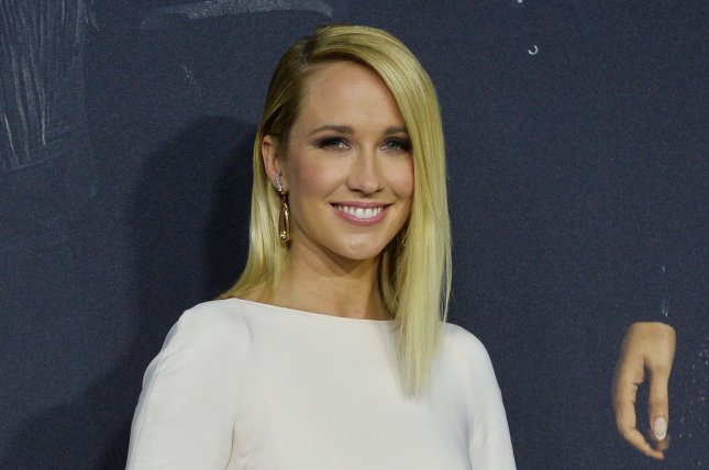 Anna Camp and her husband Skylar Astin have split after for two and half years of marriage. File Photo by Jim Ruymen/UPI