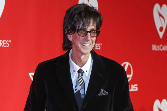 Singer Ric Ocasek died Sunday at the age of 75. File Photo by David Silpa/UPI