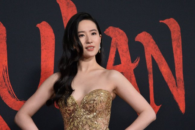 Yifei Liu's movie Mulan will open in the United States on July 24. File Photo by Jim Ruymen/UPI