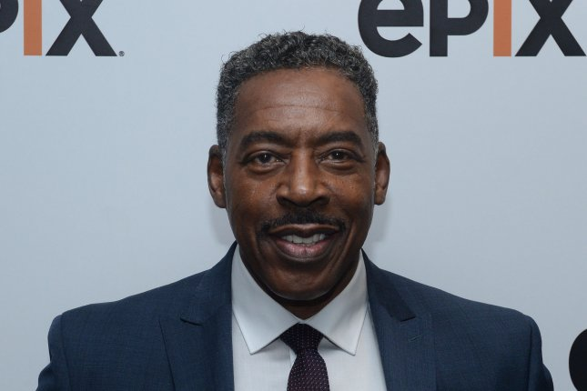 Ernie Hudson talks about Ghostbusters in the Crackle documentary Cleanin' Up the Town: Remembering Ghostbusters. File Photo by Jim Ruymen/UPI