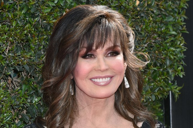 Marie Osmond has left The Talk after joining the talk show in September 2019. File Photo by Chris Chew/UPI