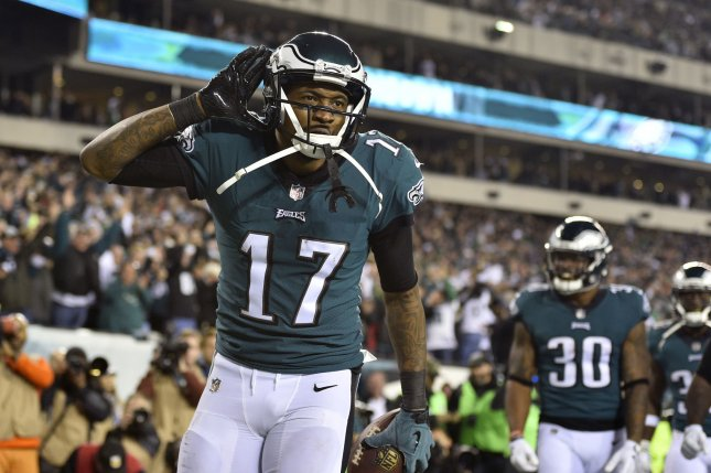 5ebea851 Watch: Second graders serenade Alshon Jeffery with Eagles fight song ...
