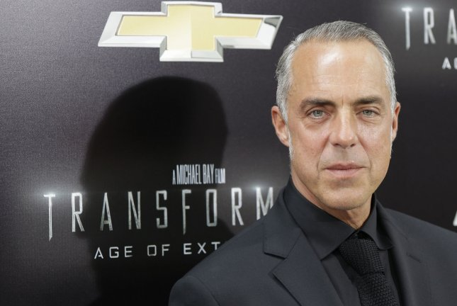 Titus Welliver will star in a Bosch spinoff for IMDB TV. File Photo by John Angelillo/UPI