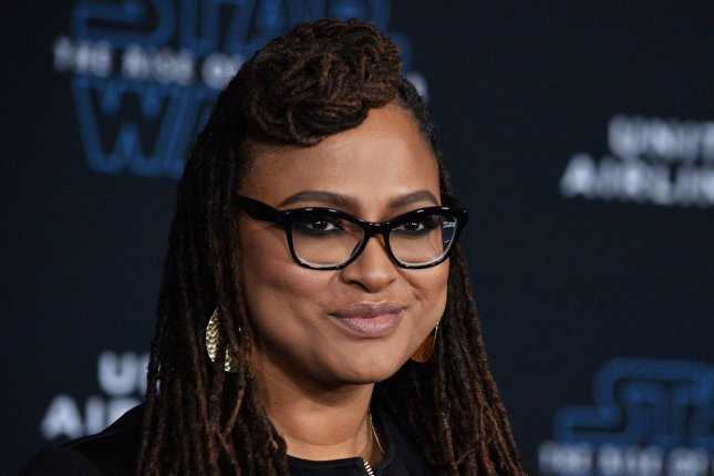 Ava DuVernay will executive produce Wings of Fire, a new animated series based on the Tui T. Sutherland book series. File Photo by Jim Ruymen/UPI
