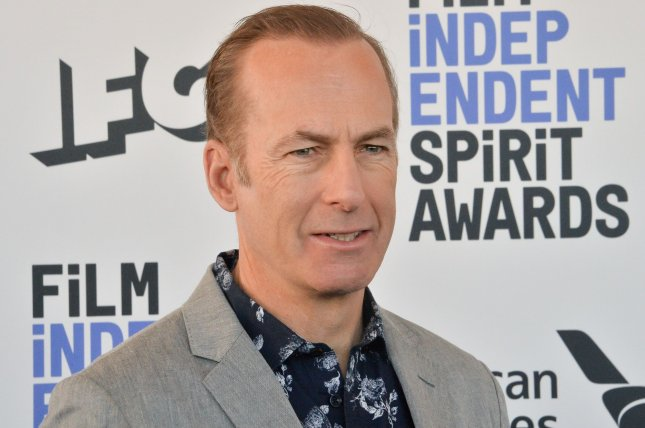 Bob Odenkirk collapsed while filming the final season of Better Call Saul. File Photo by Jim Ruymen/UPI