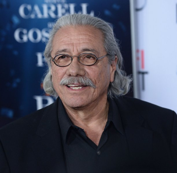 Edward James Olmos attends the premiere of The Big Short as part of AFI Fest at TCL Chinese Theatre in Los Angeles on November 12, 2015. The actor will star in the Sons of Anarchy spinoff Mayans MC. File Photo by Jim Ruymen/UPI