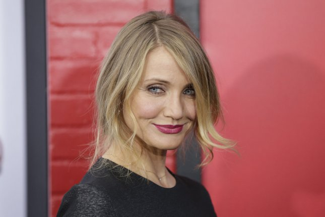 Cameron Diaz arrives on the red carpet at the 'Annie' World Premiere at the Ziegfeld Theater in New York City on December 7, 2014. The actor turns 45 on August 30. File Photo by John Angelillo/UPI