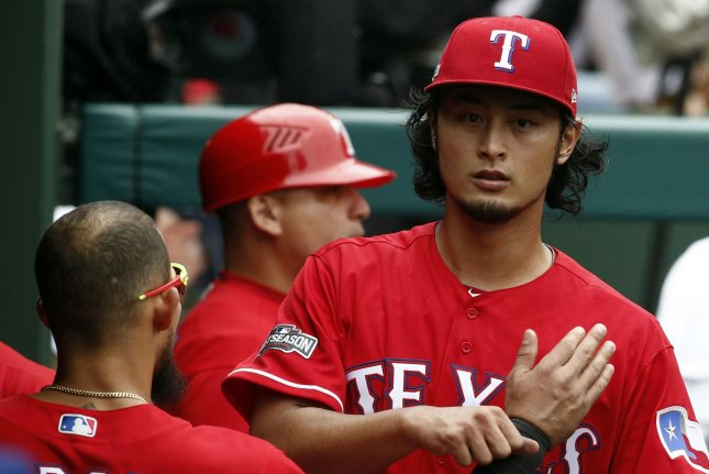 4a6b38002 Yu Darvish helps Texas Rangers beat Houston Astros for 4th straight ...