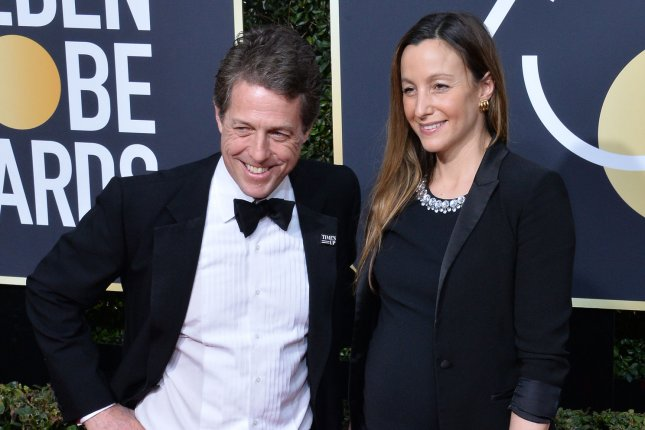 Hugh Grant to become a father again