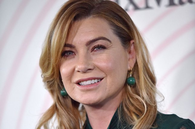 Ellen Pompeo plays Meredith Grey on the ABC series Grey's Anatomy. File Photo by Christine Chew/UPI