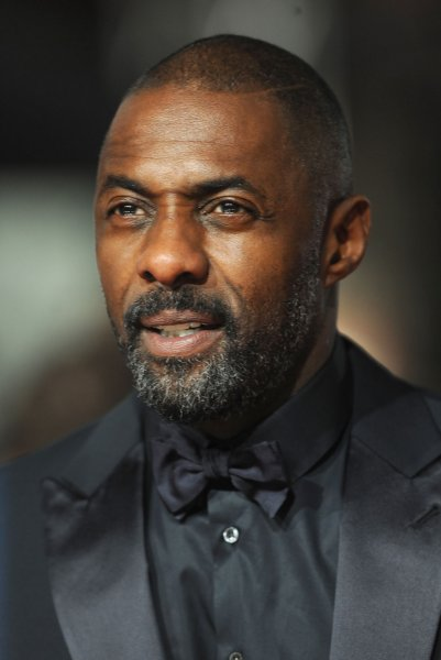 Idris Elba at the EE British Academy Film Awards on February 14. The actor and Naiyana Garth attended the 2016 BAFTA Television Awards together on Sunday. File Photo by Paul Treadway/UPI