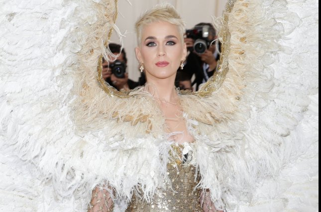 Katy Perry sent Taylor Swift an apology letter that Swift posted a video about on Instagram. Photo by John Angelillo/UPI