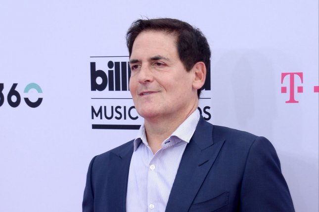Dallas Mavericks owner Mark Cuban pledged $10 million to organizations committed to supporting the leadership and development of women in the sports industry and combating domestic violence after the NBA released a report confirming numerous instances of sexual harassment and other forms of workplace misconduct within the organization. Photo by Jim Ruymen/UPI