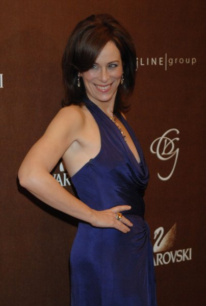Actress Jane Kaczmarek attends the 10th annual Costume Designers Guild Awards in Beverly Hills, California on February 19, 2008. (UPI Photo/Seiji Yamada)