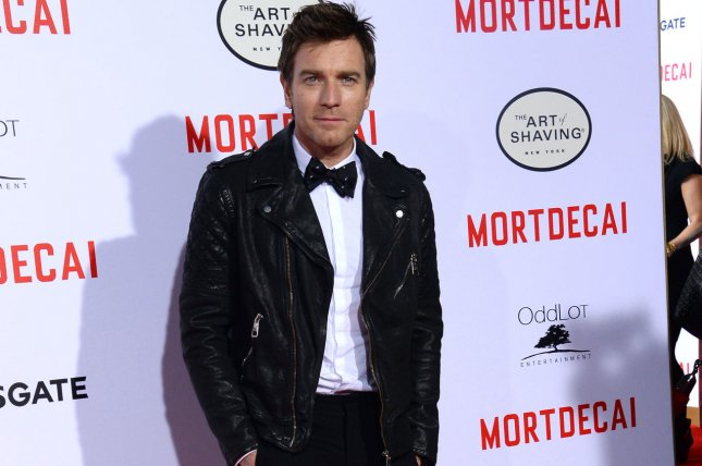 Ewan McGregor is set to narrate the four-part nature series, Highlands: Scotland's Wild Heart, for BBC. File Photo by Jim Ruymen/UPI