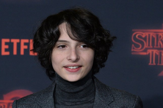 Finn Wolfhard faced backlash on social media after he reportedly didn't stop to take photos or autographs outside his hotel. File Photo by Jim Ruymen/UPI