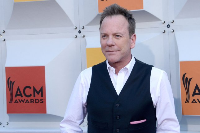 Kiefer Sutherland's Designated Survivor has been canceled after two seasons. File Photo by Jim Ruymen/UPI