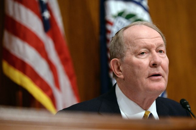 Sen. Lamar Alexander, R-Tenn., attends a committee hearing on March 12, 2014 in Washington, D.C. UPI/Kevin Dietsch
