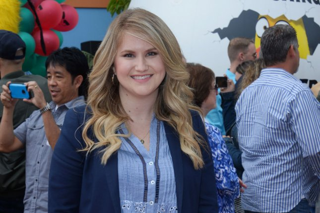 Cast member Jillian Bell, the voice of Bobby's mom in the animated comedy The Angry Birds Movie, attends the premiere of the film in Los Angeles on May 7, 2016. She co-stars in Idiotsitter, which has been picked up for a second season. File Photo by Jim Ruymen/UPI