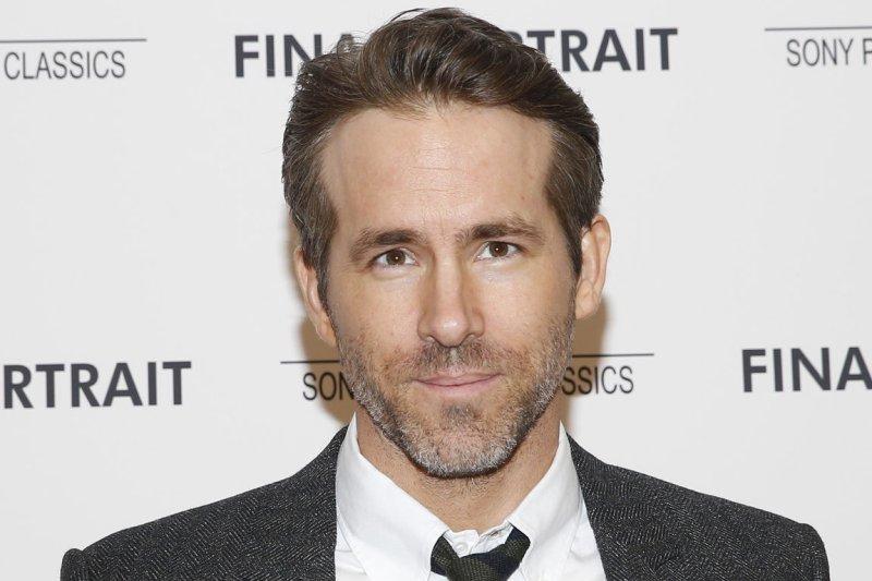 Ryan Reynolds stars in the newest trailer for Deadpool 2 alongside Josh Brolin. File Photo by John Angelillo/UPI