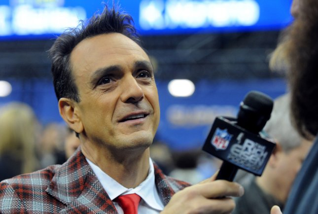 Actor Hank Azaria's sports dramedy Brockmire will begin its third season Wednesday on IFC. File Photo by John Angelillo/UPI