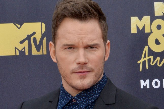 Chris Pratt has signed on to star in the action-comedy, Saigon Bodyguards. File Photo by Jim Ruymen/UPI