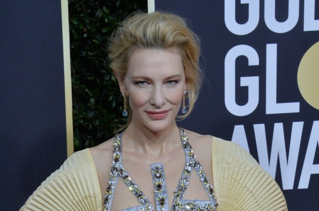 Cate Blanchett and her series Stateless were among the winners at the 2020 Australian Academy of Cinema and Television Arts Awards. File Photo by Jim Ruymen/UPI