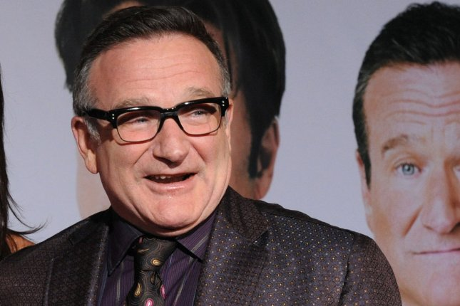 Actor Robin Williams, seen in this file photo attending the premiere of Old Dogs, at the El Capitan Theatre in the Hollywood section of Los Angeles on November 9, 2009, was found dead in Marin County, California on August 11, 2014. He was 63. UPI/Jim Ruymen