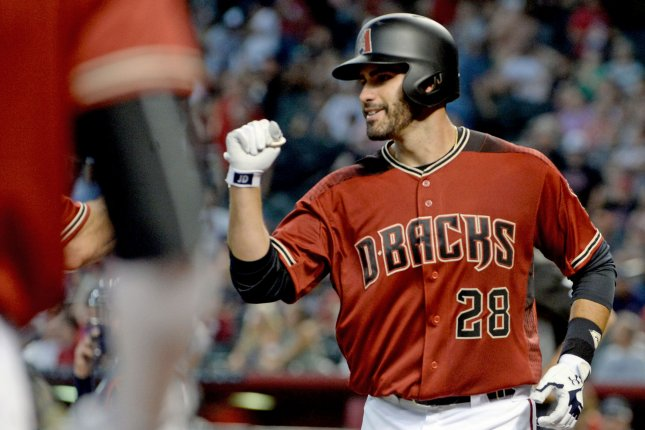 This guy's good: D-backs' Martinez hits grand slam vs. Cardinals