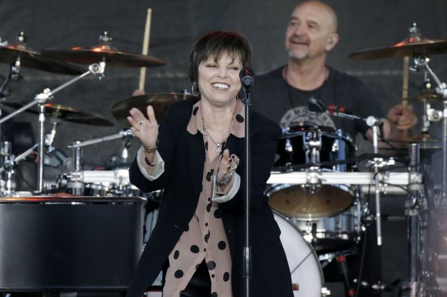 Pat Benatar performs at the 35th annual QuickChek New Jersey Festival of Ballooning in Readington, N.J., on July 29, 2017. The rocker turns 67 on January 10. File Photo by John Angelillo/UPI