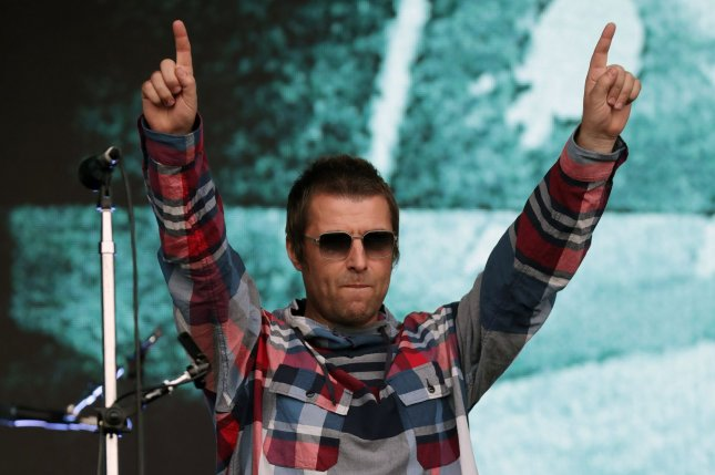 Liam Gallagher has released a new single titled Once. File Photo by Hugo Philpott/UPI