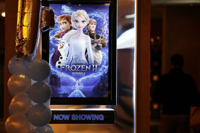 Frozen 2 toys have been among the top selling toys sold online so far, Adobe said in its 2019 analysis of holiday shopping trends between Nov. 1 and Dec. 31. File Photo by John Angelillo/UPI