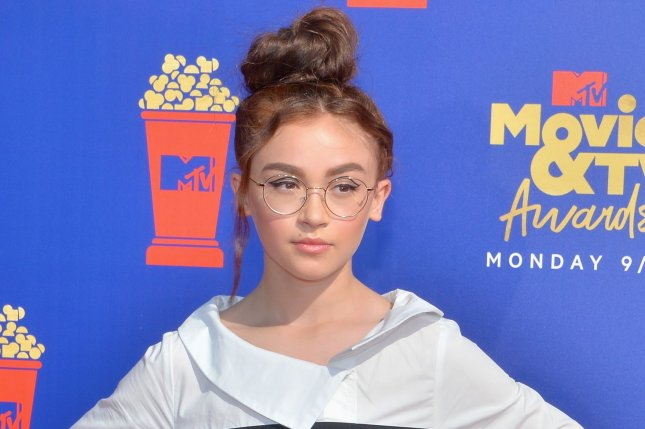 To All the Boys star Anna Cathcart may reprise Kitty Song Covey in a spinoff TV series at Netflix. FilePhoto by Jim Ruymen/UPI