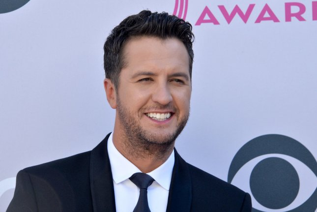 Luke Bryan, who was recently diagnosed with COVID-19, won Entertainer of the Year at the 56th annual Academy of Country Music Awards on Sunday night. Photo by Jim Ruymen/UPI