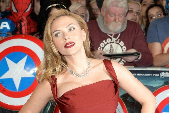 Scarlett Johansson. UPI/ Rune Hellestad