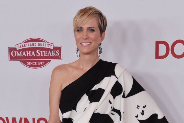Kristen Wiig may potentially star as the main villain in Wonder Woman 2 File Photo by Jim Ruymen/UPI