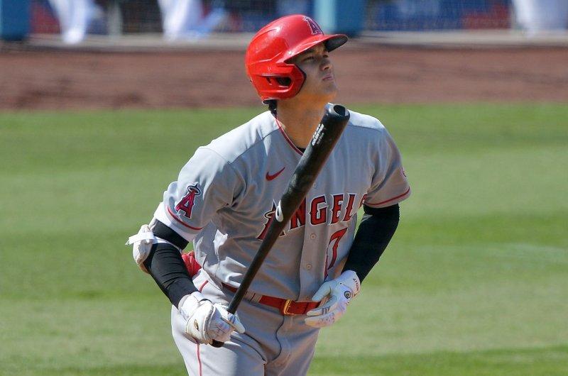 Angels' Shohei Ohtani rips 464-foot homer off Cy Young winner Shane Bieber
