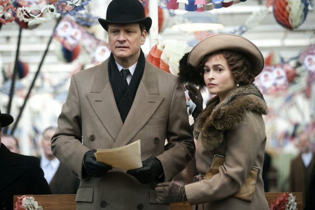The King's Speech, pictured in this scene from the film was nominated for best motion picture for the 83rd annual Academy Awards. The 83rd annual Academy Awards will be held in Los Angeles on February 27, 2011. UPI/Weinstein Company/HO