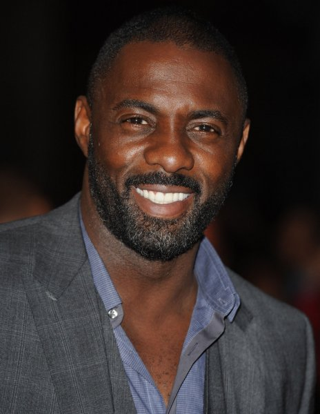 British actor Idris Elba, who would consider taking on the role of 007. UPI/Rune Hellestad