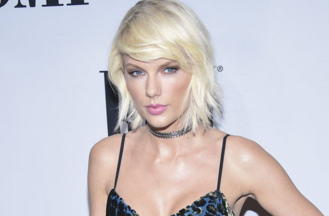 Taylor Swift has enlisted Camila Cabello and Charli XCX as the opening acts of her upcoming tour. File Photo by Phil McCarten/UPI